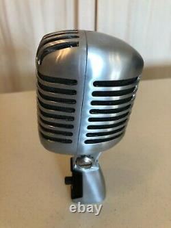 2nd PRICE DROP Shure 55SH Series II Iconic Unidyne Cardioid Dynamic Vocal Mic
