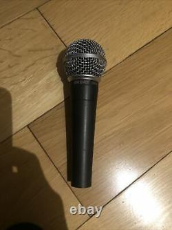 Genuine Shure sm58 wired microphone