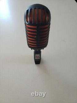 James Hetfield Shure Super 55-BCR Special Edition Black/Red Vocal Microphone Mic