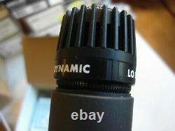 Mikrophon Shure SM 57 dynamic microphone Mikrofon vintage neu Ladenauflösung