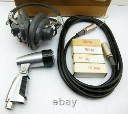 NEW Shure Brothers 540 S Dynamic Microphone Mic Harp With Cable BQ5 Kit M-44A/U