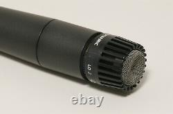 New Shure Sm57 Instrument, Guitar, Drum & Vocal Microphone Mic, Never Used