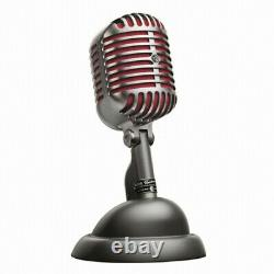 SHURE 5575LE Unidyne 75th Anniversary Limited Edition Classic Vocal Microphone