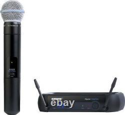 SHURE PGXD24-BETA58 Digital Wireless Handheld Vocal Mic System Super Cardioid