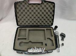 SHURE SM58 UT2 TC Band 603.900 MHz Wireless Handheld Cardioid Microphone USA