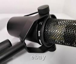 SHURE SM7B Vocal Professional Studio Dynamic Microphone MIC CARDIOID Recording