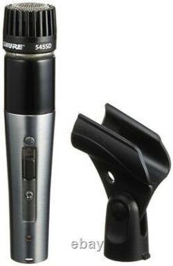Shure 545SD-LC Pro Audio Stage Theater Church DJ Rock and Roll