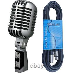 Shure 55 SH Series II with 20 ft Mic Cable