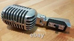 Shure 55SH Series II Iconic Cardioid Dynamic Vocal Mic