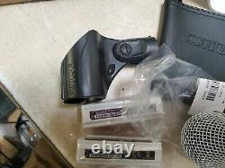 Shure ADX2/SM58 Digital Handheld Wireless Microphone Transmitter with SM58 470-616