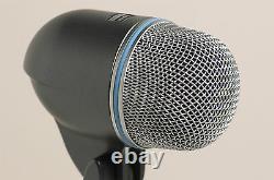 Shure BETA-52a KICK DRUM & BASS GUITAR MICROPHONE beta 52a 52 beta52 beta-52 mic