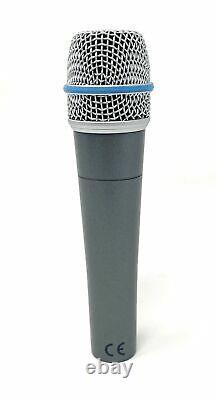 Shure BETA 57A Supercardioid Dynamic Microhone