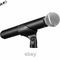 Shure BLX24 Handheld Wireless System With PG58 Microphone BLX24/PG58