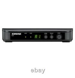 Shure BLX24/SM58 Handheld Wireless System UPC 042406471381