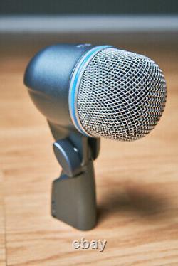 Shure Beta-52a Dynamic Kick Drum Microphone Mic NEW