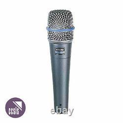Shure Beta 57A Super Cardioid Dynamic Microphone