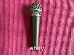 Shure Beta 57A Supercardioid Dynamic Microphone
