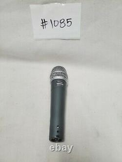 Shure Beta 57a Dynamic Instrument Microphone #1085 Great Used Condition