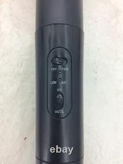 Shure LX2 Wireless Microphone with LX2 Handheld Transmitter 853.4 MHz