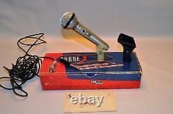 Shure Microphone Model 533sa Spher-o-dyne, Omidirectional Dynamic