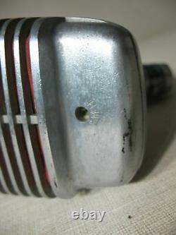Shure Model 51 Dynamic Microphone 1950's Vintage Art Deco MIC In Great Condition