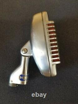 Shure Model 51as Vintage Dynamic Microphone Tested & Working