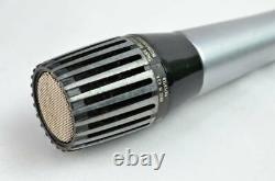 Shure Model 548 Unidyne IV Dynamic Microphone Vintage Pre-owned Japan