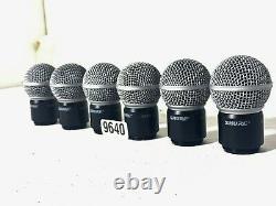 Shure RPW112 Wireless SM58 Dynamic Genuine Mic Cartridge #9640 (One)