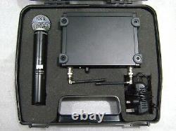 Shure SLX Beta58A Wireless / Radio Microphone unit (101)