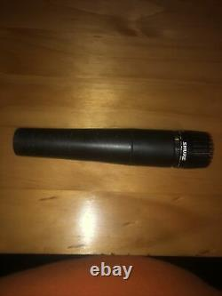 Shure SM57-LCE Cardioid Wired Dynamic Instrument Microphone Grey