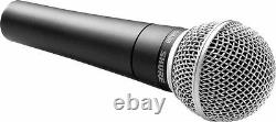 Shure SM58 Legendary Vocal Microphone Mic Unidirectional / Dynamic SM58-LC