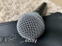 Shure SM58 Vocal Dynamic Microphone Mic SM-58