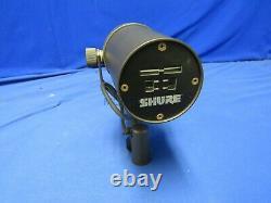 Shure SM7 Dynamic Microphone NO Windscreen Please read