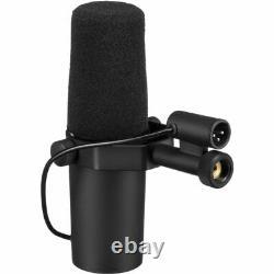 Shure SM7B Cardioid Dynamic Microphone New Full Warranty
