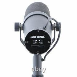 Shure SM7B Dynamic Cardioid Microphone MC-5121