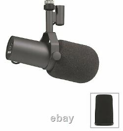 Shure SM7B Vocal Microphone Large Diaphragm Cardioid Dynamic Mic