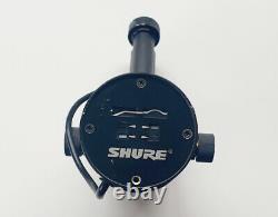 Shure SM7B dynamic vocal microphone