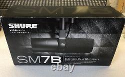 Shure SM7b Microphone Unused