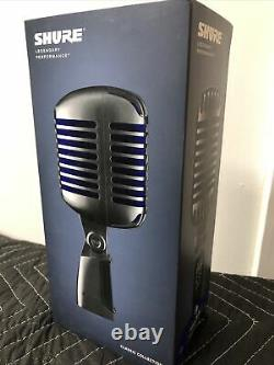 Shure Super 55 Supercardioid Dynamic Vocal Microphone UPC 0042406171991