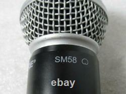 Shure ULX2-G3 SM58 Wireless Handheld Microphone 470-506MHz