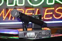Shure ULXD124 L50 Digital Wireless Microphone Combo System ULXD2 ULXD1 SM58