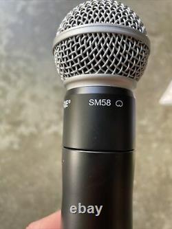 Shure ULXD2 SM58 Wireless Microphone Transmitter G50 470-534MHz