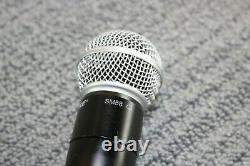 Shure UR2 Handheld Wireless Microphone Transmitter with SM58 Head H4/518-578