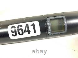 Shure UR2 L3 638-698MHz Handheld Transmitter For UR4D Wireless Sys #9641 (One)