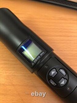 Shure UR2 Wireless Handheld Mint/ New SM87a Capsule UR2/SM87A J5 578 638
