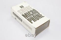 Shure Unidyne III 545 Dynamic Mic Microphone Vintage SM57 Needs Work #43603