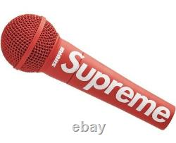 Supreme/Shure SM58 Vocal Microphone Order Confirmation