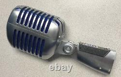 Very Nice Shure Super 55 Supercardoid Dynamic Microphone Mic