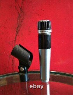 Vintage 1960's Shure Brothers 545 / DY45G dynamic cardioid microphone w extras