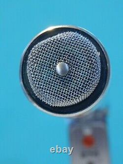 Vintage 1960S Electro Voice 674 Dynamic Microphone And Cable Working Shure USA